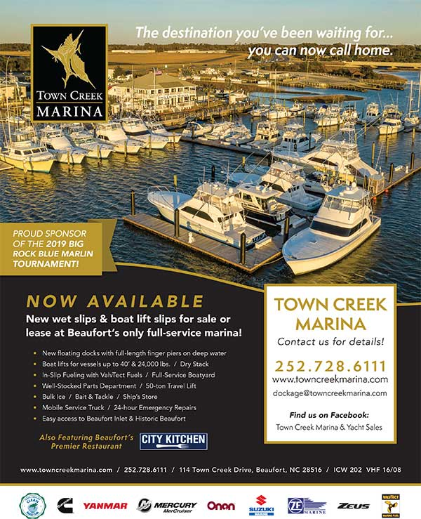 Big Rock Blue Marlin Tournament Sponsor